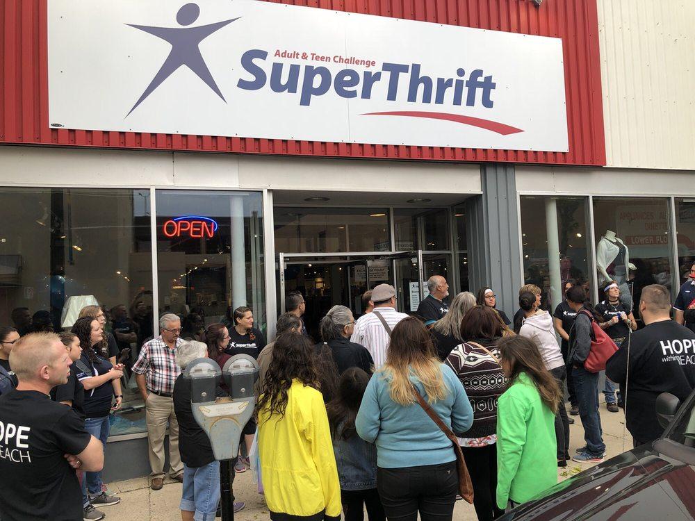 Adult & Teen Challenge Super Thrift Store