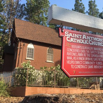 St. Anthony Catholic Historic Church