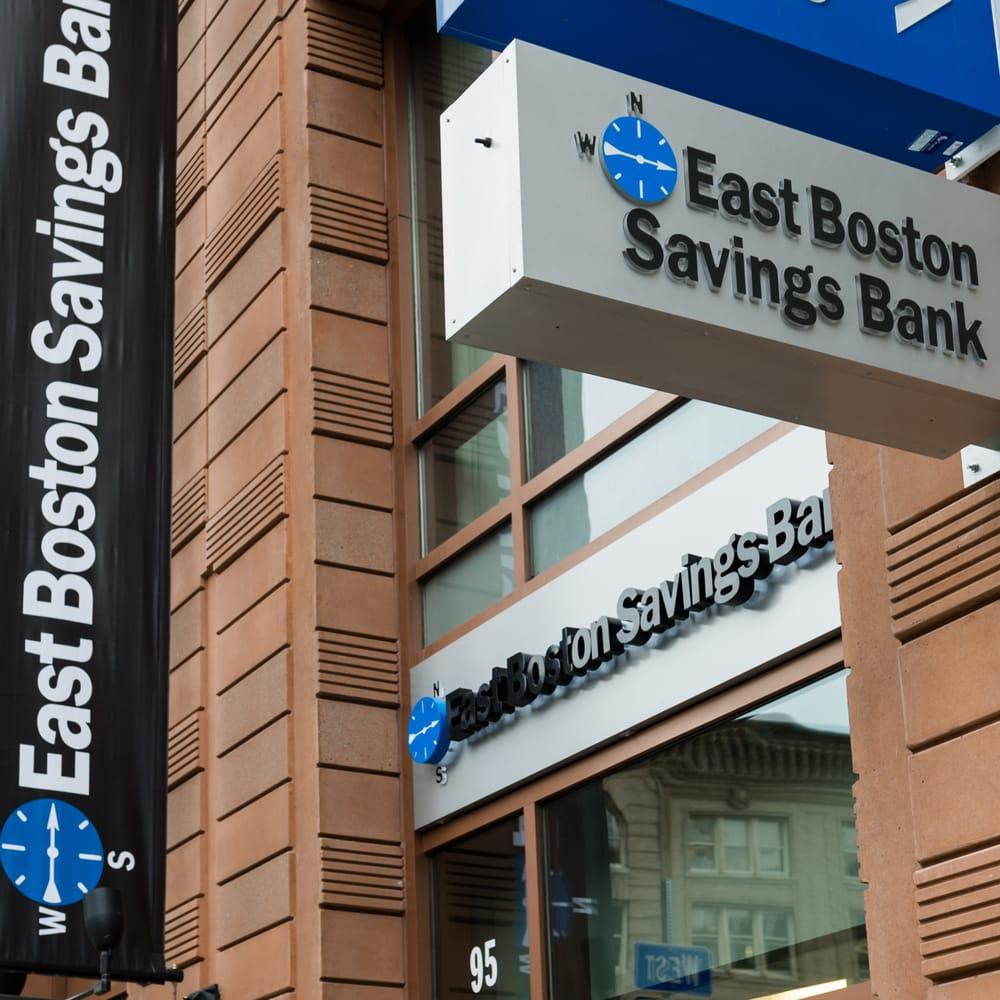 east boston savings bank business account
