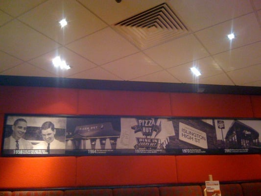 Pizza Hut Pizza Southbury Road Enfield Enfield London