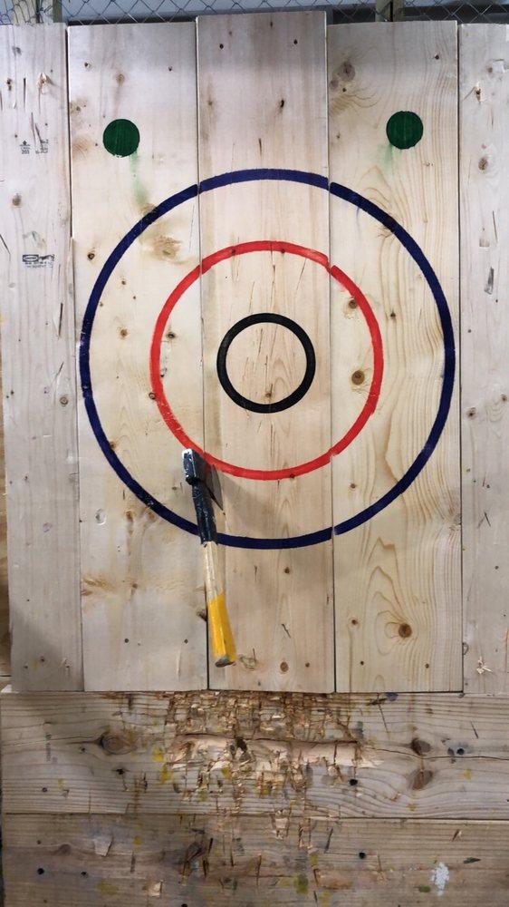 Photos for The Backyard Axe Throwing League - Yelp