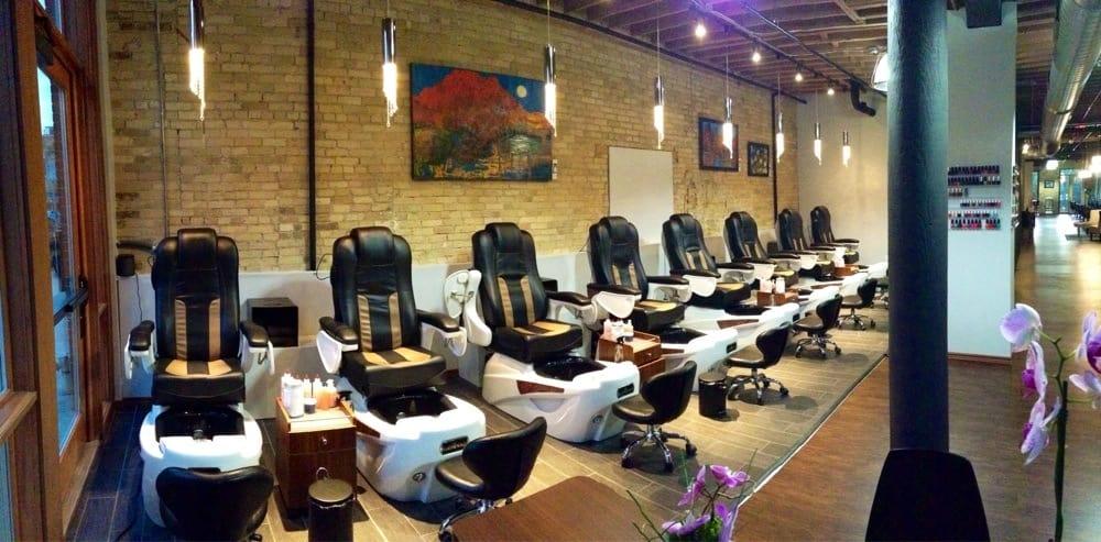Photo of S E V V A Salon and Nail Boutique - Milwaukee, WI, United States
