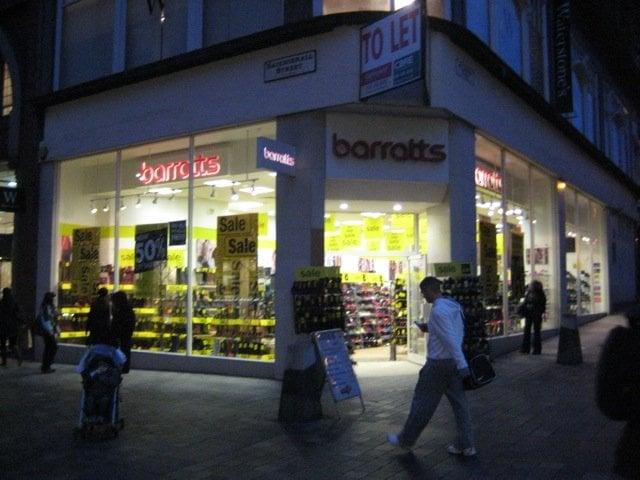 Barratts Shoes - Shoe Stores - 159 163