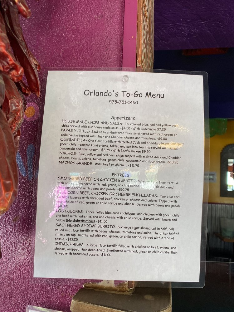 Photo of Orlando's New Mexican Cafe - Taos, NM, United States