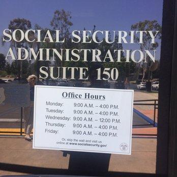 social security office brea ca