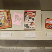 Photo of Bowers Museum - Santa Ana, CA, United States. Some of the first Disney products ever made.