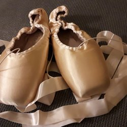 Glass Slipper by Danceworks - Shoe Stores - 6 S 100th W, American ...