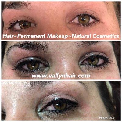 Vallyn Hair Permanent Makeup 48