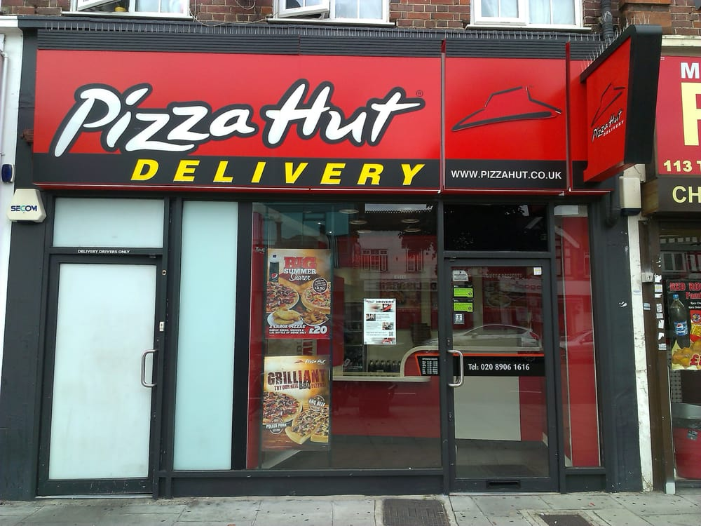 Pizza Hut Pizza 111 Mill Hill Broadway Mill Hill
