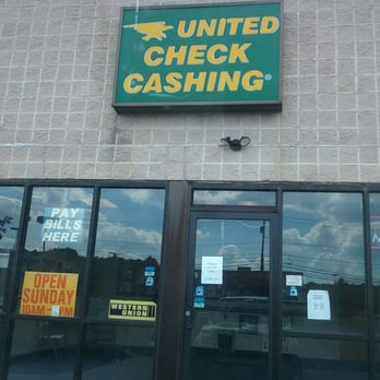 United Check Cashing Home Facebook