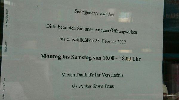 Rieker Store Schuhe Steingasse 3, Augsburg, Bayern Yelp