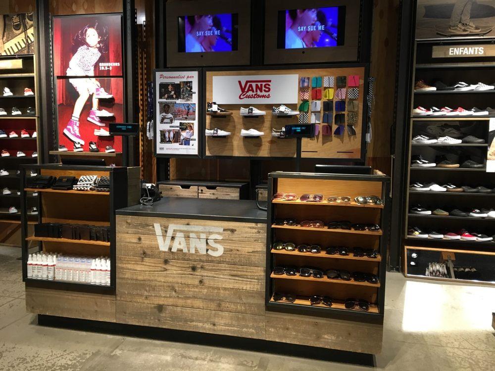 vans boutique montreal