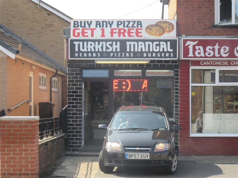 Turkish Mangal Loughbrough Turkish 201 Park Road