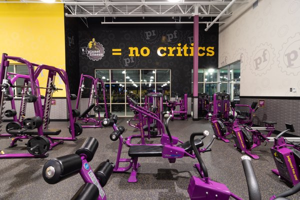 Planet Fitness 101 199 Matthews Dr Holly Springs Nc Health Clubs Gyms Mapquest