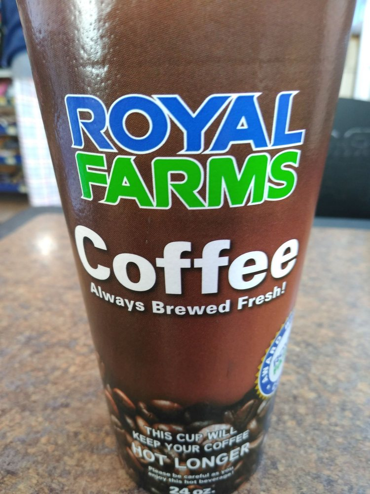Royal Farms 97 Convenience Stores 30452 Mount Vernon Rd Princess Anne Md Phone Number Yelp