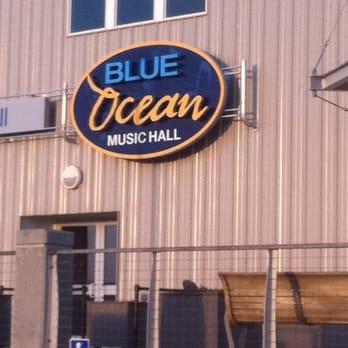 blue ocean music hall