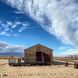 Photo of Manzanar National Historic Site - Independence, CA, United States. Bunk house