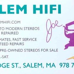 Salem HiFi Service - 19 Bridge St, Salem, MA - 2019 All You Need to