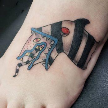 Sandworm Tattoo Best Tattoo Ideas