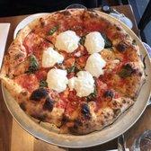 Photo of Flour + Water Pizzeria - San Francisco, CA, United States. Burrata pie - $19.50