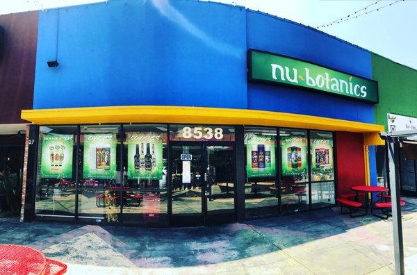Nu-Botanics 8538 Van Nuys Blvd Panorama City, CA Candles - MapQuest