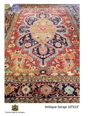 Persian Rugs & Antiques 102 Middleton