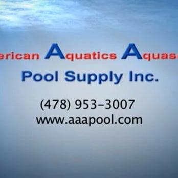 Aaa Pool Supply Pool Cleaners 321 S Houston Lake Rd Warner Robins Ga Phone Number