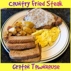 Groton Townhouse Restaurant
