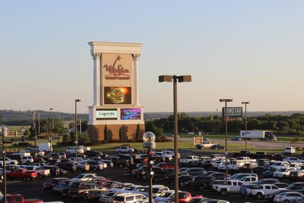 777 Casino Avenue Thackerville Ok