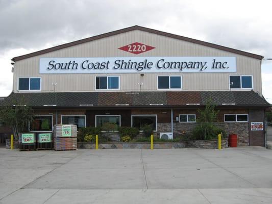 South Coast Shingle Company 2220 E South St Long Beach Ca Building Materials Mapquest