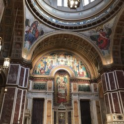 Photo of Cathedral of St. Matthew the Apostle - Washington, DC, DC, US. Outstanding architecture