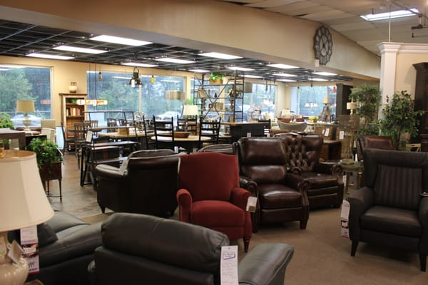 D T Mccall Sons 101 Water St Carthage, Dt Mccall Furniture