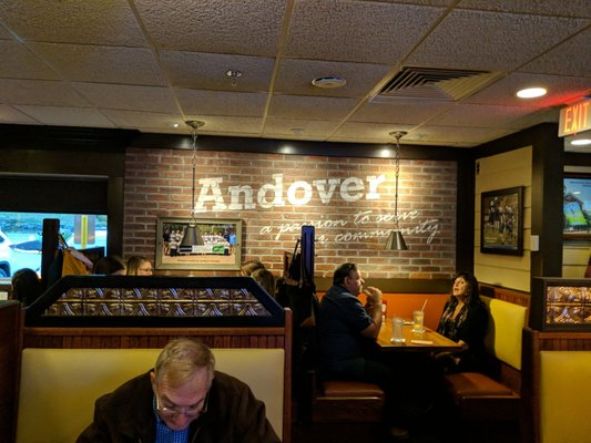 Restaurants 464 Lowell St Andover Ma