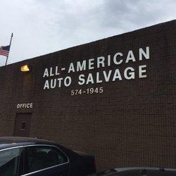 All American Auto Salvage 20 Photos