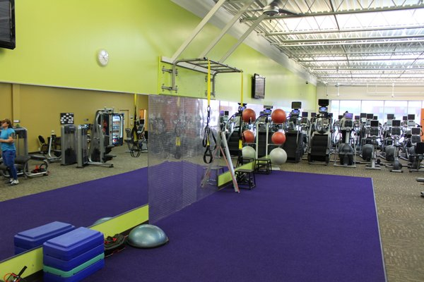 Anytime Fitness 2800 New Pinery Rd Portage Wi Health Clubs Gyms Mapquest