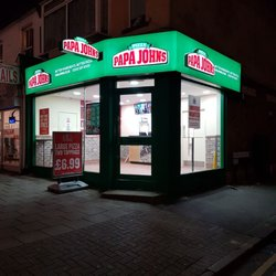 Top 10 Pizza Places Near Papa Johns In Chingford London
