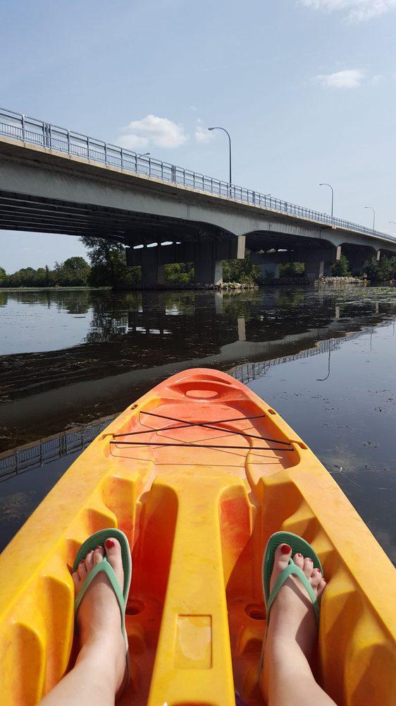 Gallup Park Canoe Livery - Ann Arbor, MI