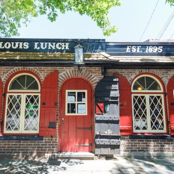 Photo of Louis' Lunch - New Haven, CT, United States. Front