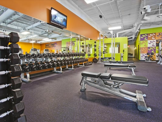 Anytime Fitness 38 Photos 24 Reviews Gyms 611 N Bishop Ave Dallas Tx United States Phone Number