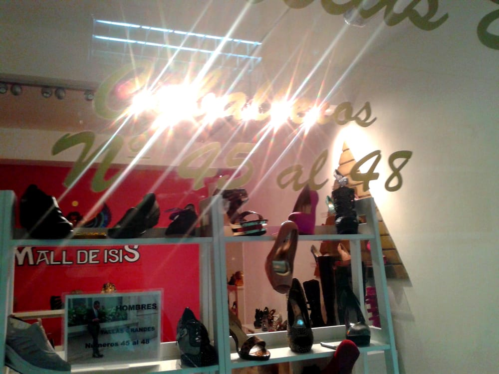 Mall de Isis CLOSED Shoe Stores Av. Providencia 1308