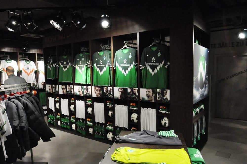 Werder fan shop