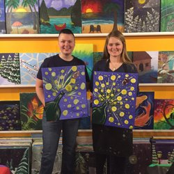 Paint and Sip in Long Pond - Yelp