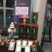 Photo of South Miami - Dade Cultural Arts Center - Cutler Bay, FL, United States. Nutcrackers for sale!