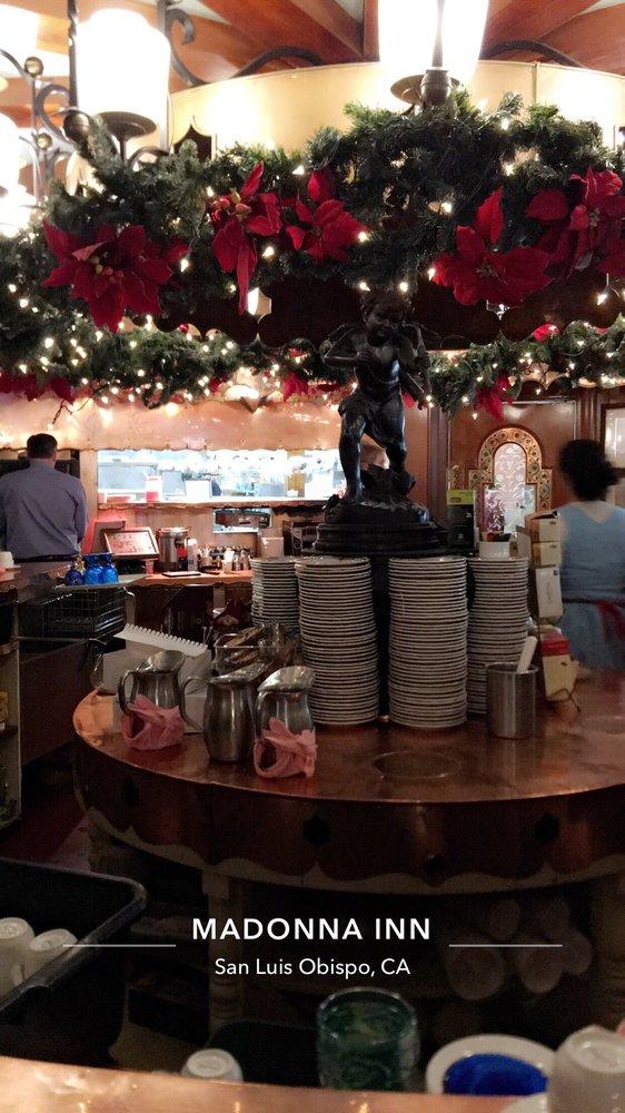 Madonna Inn Copper Cafe - Order Food