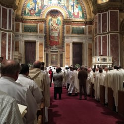 Photo of Cathedral of St. Matthew the Apostle - Washington, DC, DC, US. Chrism Mass procession