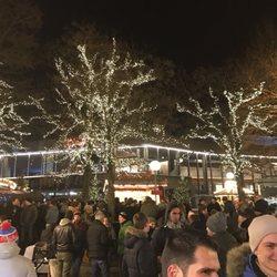 Christkindlmarkt Weihnachtsmarkt Theaterplatz