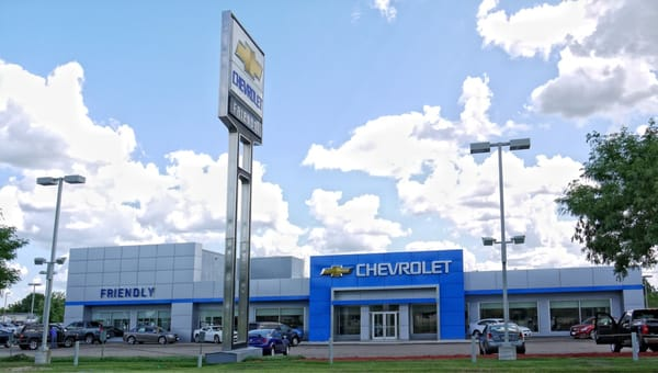 Friendly Chevrolet Fridley 7501 Highway 65 Ne Minneapolis Mn Auto Dealers Mapquest