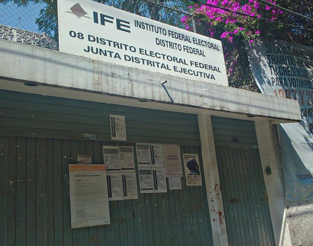 Modulo Del Ife Santa María Naranjo Servicios Públicos