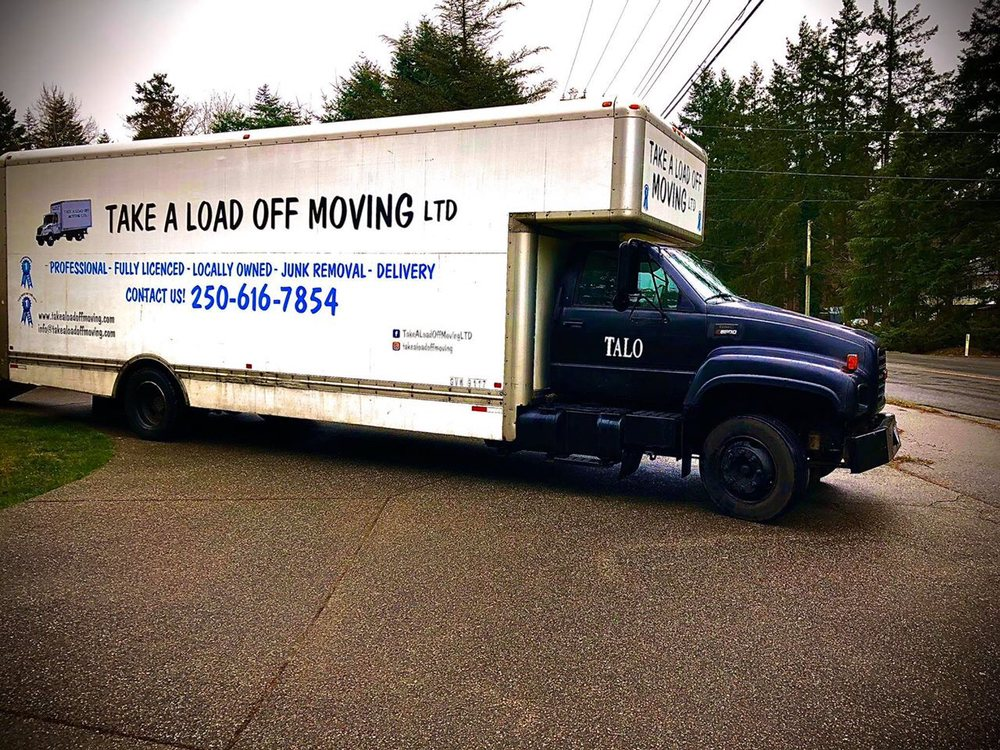 Take A Load Off Moving 66 Photos Movers 1619 Townsite Road Nanaimo Bc Phone Number Yelp