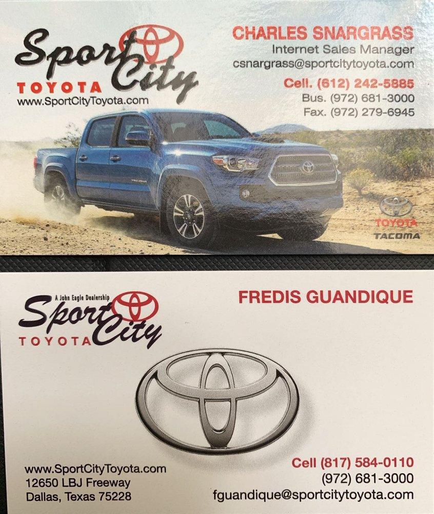 Sport City Toyota Service Center 34 Photos 175 Reviews Auto Repair 12650 Lyndon B Johnson Fwy Dallas Tx Phone Number Yelp